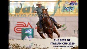The Best of Italian Cup 2020 - Barrel Racing